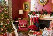 Holiday Interior Decorating  / Get inspired to decorate with the latest decorating and design trends from the world class designers of the #IntDesignerChat community.