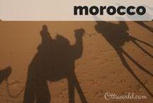 Destination: Morocco / Destination: Travel to Morocco