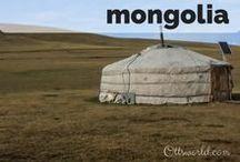 Destination: Mongolia / Destination: Travel through Mongolia by camel, car, horse, and foot.