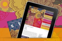 2013 Color Forecast  / #IntDesignerChat December 4, 2012 with Guest Host Jackie Jordon Director Of Color Marketing At Sherwin-Williams / by InteriorDesignerChat