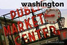 Destination: Washington USA / Destination: Travel to Washington state, USA