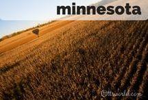 Destination: Minnesota USA / Destination: Travel to Minnesota, USA