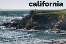 Destination: California USA / Destination: Travel to California, USA