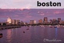 Destination: Boston / Destination: Travel to Boston, Massachusetts, USA