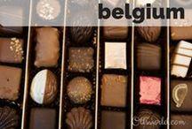 Destination: Belgium / Destination: Travel to Belgium - food, beer, Brussels, frites, waffles, and cartoons.