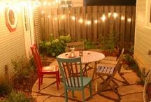 Back Yard Ideas / by andrea hall