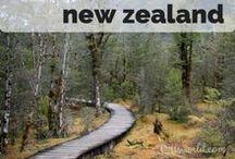 Destination: New Zealand / Destination: Travel to New Zealand