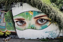 STREET ART / by Leslie Healey