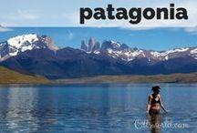 Destination: Patagonia / Destination: Travel, hiking, and kayaking through Patagonia.