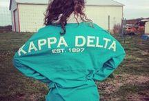 kappa delta love / by Sophie Wettstein