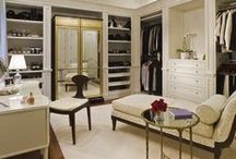 Closet Designs / World Class Designers From The #IntDesignerChat Community, Share Organization And Closet Design In Interior Design  / by InteriorDesignerChat