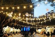 Labola Low Romantic Lighting / Lanterns, candles, fairy-lights and more... www.fb.com/labolaweddings - inspiration & to win decor