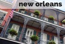 Destination: New Orleans / Destination: Travel to New Orleans, Louisiana, USA