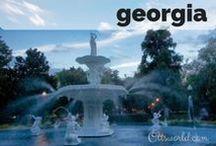 Destination: Georgia USA / Destination: Travel to Georgia, USA