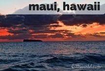 Destination: Maui Hawaii / Destination: Travel to Maui, Hawaii