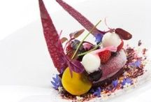 The art of plating / Eat with your eyes, Taste of art, gastonomic dessert, plating inspiration    / by HOme Vue