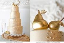 Labola Loves Gilded Weddings  / Gilding is when one applies a gold leaf or powder to a surface, be it wood, metal, stone or glass. It gives the surface a beautiful gold look.#Gilding #beautiful #Labola.co.za
