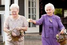 Labola Loves Granny Flower Girls