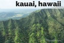 Destination: Kauai Hawaii / Destination: Travel to Kauai, Hawaii