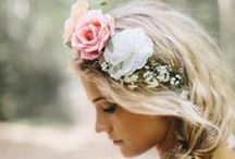 Labola Loves Flower Crowns / How gorgeous are these??? they are a huge wedding trend at the moment and labola is loving this.. They are so whimsical and playful #Labola.co.za