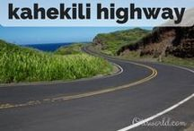 Kahekili Highway - Maui's Other Road / Forget the Road to Hana, take Highway 340 (also known as Maui's West Highway or Kahekili Highway) instead!  The drive itself can be done in a couple of hours without stops. In order to really appreciate the views, however, it will take you between four and five hours. Take your time, explore, eat lunch, enjoy some banana bread, take home some preserves and soak in the views and the people you meet along the way.