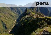 Destination: Peru / Destination: Travel to Peru
