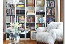 bookshelves / by casey crowe taylor