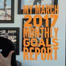 Monthly Goals Reports / These are my monthly goals reports from ProjectLifeMastery.com