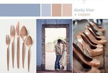 Copper And Blue / All things Copper And Blue