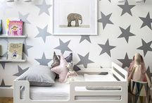 The Interiors: Kid Bed / by Julie Heisey
