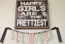 Happy Girl Bedroom / by Natalie Gianelli