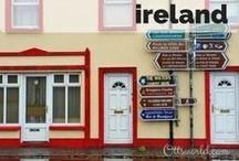 Destination: Ireland / Destination: Travel to Ireland