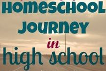 Homeschooling High School / YES YOU CAN homeschool high school!