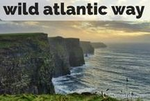 Wild Atlantic Way Road Trip / Everything you need to know to drive Ireland's Wild Atlantic Way