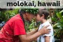 Destination: Molokai Hawaii / Destination: Travel to Molokai, Hawaii - The friendly island