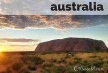 Destination: Australia / From Sydney to the Blue Mountains in Australia