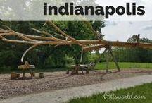 Destination: Indianapolis / Destination: Travel to Indianapolis, Indiana, USA