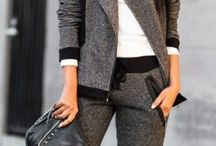 Fashion ideas / Outfits for cool weather