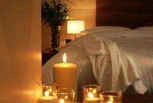 Brit & Luke's bedroom  / Romance & relationship