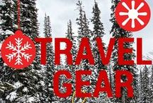 Travel Advice: Gift Guide / My favorite travel gear and products that you might want to consider as you shop for the traveler in your life. These are all products that I've personally used during the last 9 years of traveling.  When you live out of a suitcase, you don't have room for stuff in your life that isn't awesome.