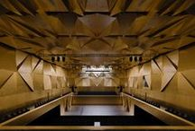 Auditoriums / Auditorium Spaces. Our site features the best contemporary design from around the world: www.archeyes.com