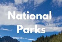 Destination: US National Parks / Travel to the National Parks of the USA