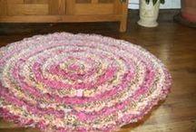 Textil szőnyegek