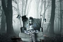Just because of Alice / It's almost impossible to don't love Alice in Wonderland