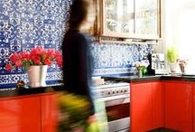 Kitchens I want to cook in / Kitchens to inspire your imagination. / by Filmore Clark