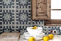 Tile Love / For the love of tile! / by Filmore Clark