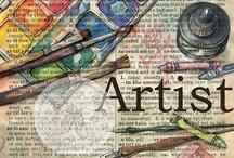 artsy fartsy / by Dusti Moran