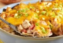 Casserole Cookin' / Find the perfect dish for your next home-cooked meal!  / by Recipe4Living