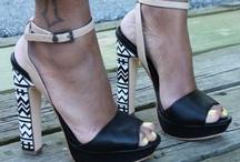 my heels / by Jess Guro