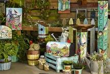 Inspired Displays / Merchandising tips and inspiration
